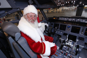 Der Weihnachtsmann  bei You Tube. Hier geht es zum airberlin Film...