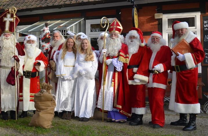 Weihnachtsmanntreffen Celle