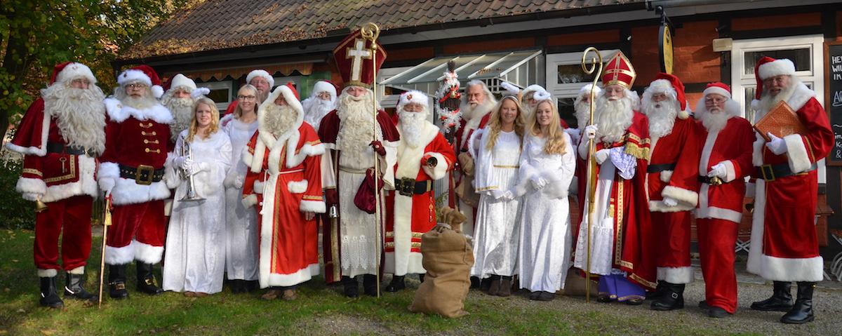 Internationale Weihnachtsmannschulung 2015