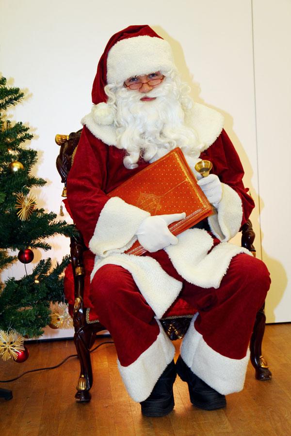 Weihnachtsmann Celle - Patrick