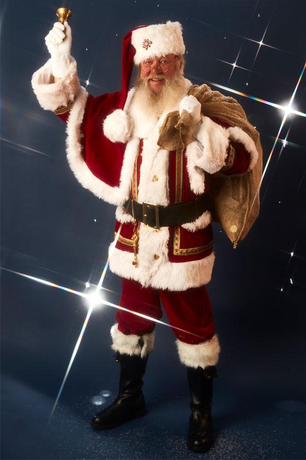 Weihnachtsmann Celle buchen