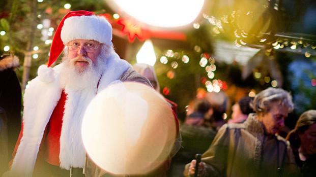 Weihnachtsmann-Schulung Region Celle