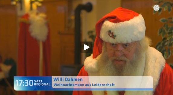 Weihnachtsmann Celle
